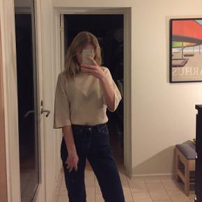 Lækker blød striktrøje fra Zara. 😍 Størrelse S