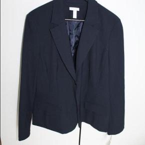 Brand: Charter Club - Ellos Varetype: Blazer Størrelse: 46 ( 16) Farve: Marienblå Oprindelig købspris: 500 k
