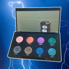 Urban Decay Moondust eyeshadow palette. Glimmerøjenskygger. Brugt 1/2 gange  ❌ læs min shop beskrivelse ❌