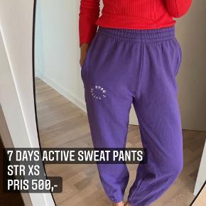 7 DAYS ACTIVE bukser