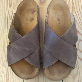 Lækre Haflinger sandaler, næsten ikke brugt.