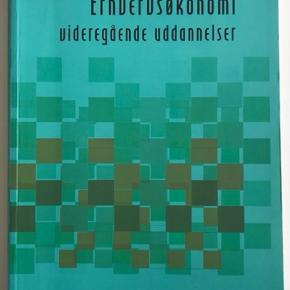 Erhvervsøkonomi - Videregående Uddannelser (3. udgave), Jørgen Waarst & Knud Erik Bang.   Der er lavet overstregninger, men ikke noter.   Kan hentes i København eller Roskilde.