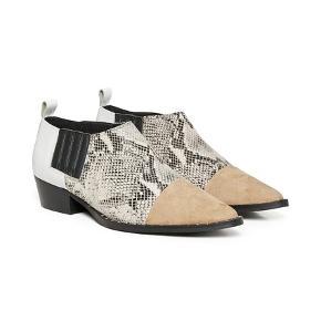 Rigtig flotte Gestuz Payton sko. Aldrig brugt