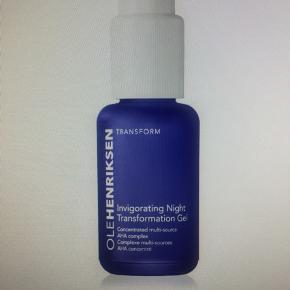 Night gel fra Ole Henriksen 30 ml - brugt 2 gange. Byd!