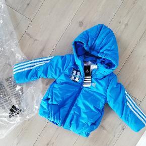 Adidas vinterjakke Aldrig brugt Str 92
