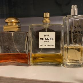 Chanel parfumer og hermes parfume. BYD!