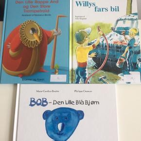 Se mine andre annoncer med bøger til samme pris.   1 stk. kr. 15. 5 stk. kr. 60. 10 stk. kr. 100.
