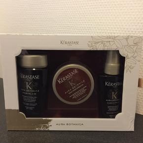 Uåbnet Kerastase gaveæske sælges. Til alle hårtyper. Fri dao fragt indtil 20/10.