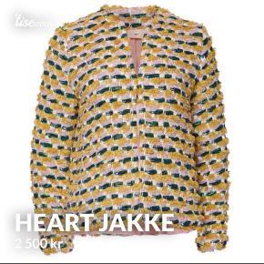 Heartmade / Julie Fagerholt jakke