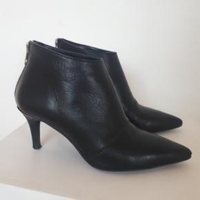 Super flotte og behagelige støvletter med perfekt hælhøjde.