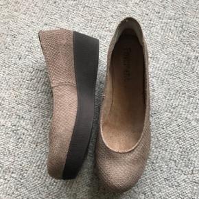 Pavement sko brugt en gang.