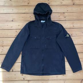 Stone Island hooded jacket, dark grey/faded black  AW 2015  Size: XXL (fits XL)  Perfect used condition  Price: 2200 incl shipping