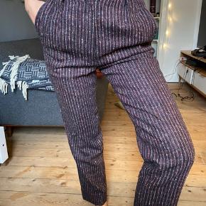 Mega fede vintage uld bukser 🤎🤎🤎