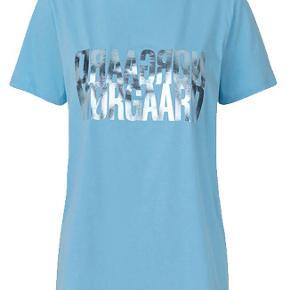 Mads Nørgaard t-shirt i str. S - aldrig brugt og stadig med prismærke.  BYD 🤩