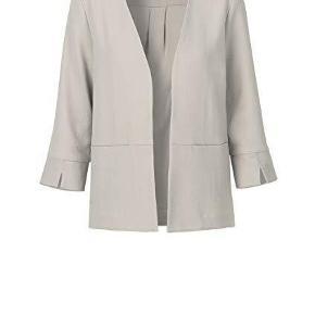 Varetype: Smuk jakke, blazer Farve: Sand Oprindelig købspris: 700 kr.  Lækker blazer jakke.