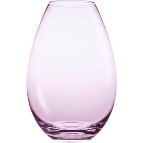 20,5 cm Cocoon vase fra Holmegaard. Kan sendes for 38 kr med DAO