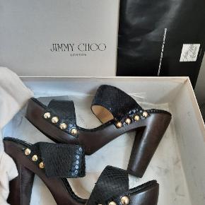 Jimmy Choo sko & støvler