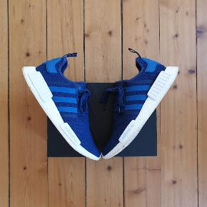 Adidas NMD R1 Light blue Str 44.5 cond 8/10 Kommer med replacement Box Pris 500kr @ffsneaks