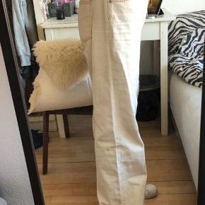 Monki bukser i modellen taiki balloon leg waist 34