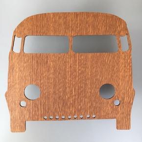Ferm Living / Car Lamp / aldrig brugt i original indpakning / smoked oak