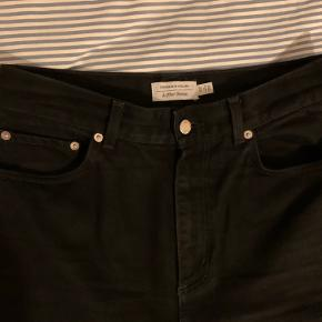 Black High waisted jeans from AND OTHER STORIES.   See my other items 🌸 cleaning out and selling lots of nice things for low prices