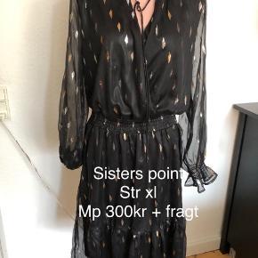 Aldrig brugt kjole  Str xl  Mp 300kr + fragt + ts gebyr