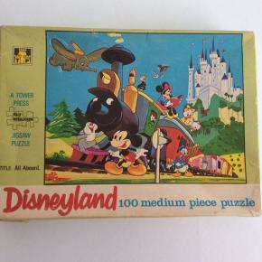 3 puslespil sælges samlet! Alle brikker er i det med toget Der mangler 1 brik og en er delt i 2 dele i det med vippen Det sidste mangler 7 brikker!