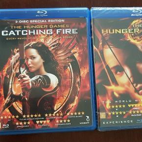 Hungergames Første film stadig i folie