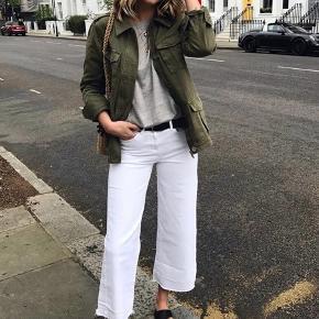 Fede, High-waist denim culottes fra H&M 🐚