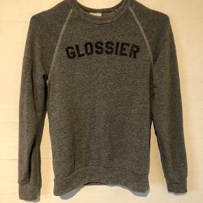 Glossier sweater