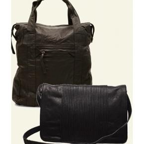 Lækker, blød taske fra Yvonne Koné. Lidt læderfedt og den er god som ny.