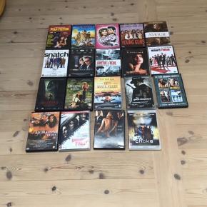 Diverse dvd film alle originale BYD