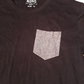 Rigtig fin bluse str 14 år fra mono