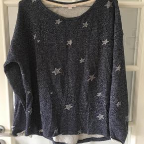 Varetype: Sweatshirt Farve: Blå