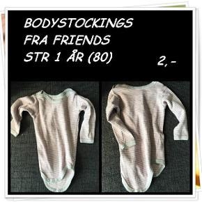Bodystockings fra friends str 80