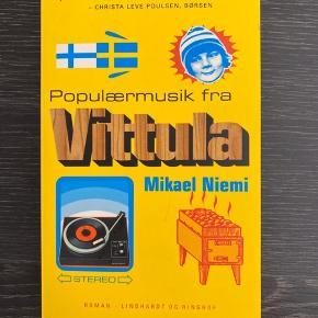 Populærmusik fra vittula - bog