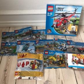 LEGO til nogen hyggelig timer, aldrig åbent.