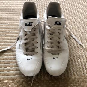 Nike hvide fodboldsko str 43