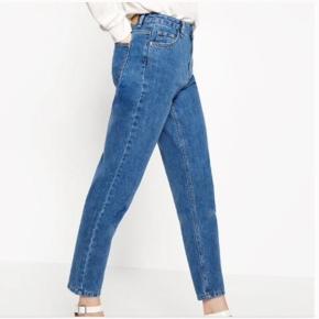 Zara boyfriend jeans / mom jeans / momjeans. Brugt 1 gang. Bytter ikke.   VH