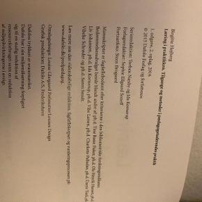 Bog brugt til pædagogstudiet.  Birgitte Højberg, læring i praktikken - tilgange og metoder i pædagogstuderendes praktik.  Ikke særlig brugt, list krøllet i hjørnet på forsiden.