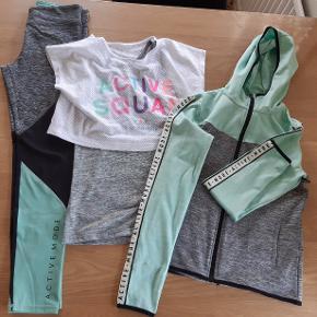 H&M Sportstøj