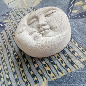 Beton figur Sol og måne.