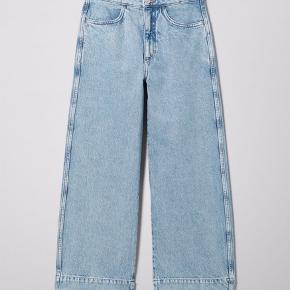 Jeans fra weekday - modellen hedder vida🤍