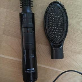Krups softcurl styler - ny!