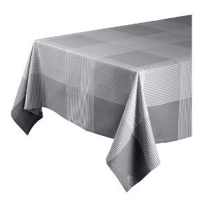 FDB møbler damask dug i grå 140 X 240 cm