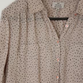 Denimhunter 36 Bomuld  Bryst x54 cm, længde midt bag 69 cm