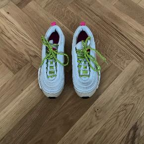 The Nike Air Max 97 Receives Pastel & Neon Tones (2017 edition), worn a few times, no scratch & almost as new