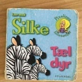 Lær med silke. Tæl dyr  - fast pris -køb 4 annoncer og den billigste er gratis - kan afhentes på Mimersgade 111 - sender gerne hvis du betaler Porto - mødes ikke andre steder - bytter ikke