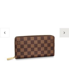 Louis Vuitton zippy wallet..  fremstår som SPRIT NY!! Alt medfølger.. Mp 3800 (prisen er fast)