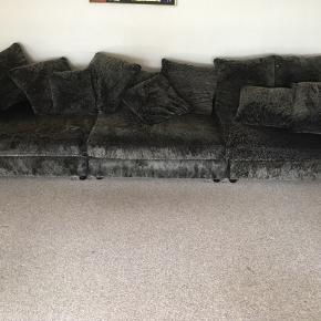 Sofa i tre moduler, Mr Big fra Bolia.